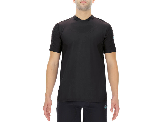 UYN City Shortleeves Running Shirt Men, noir